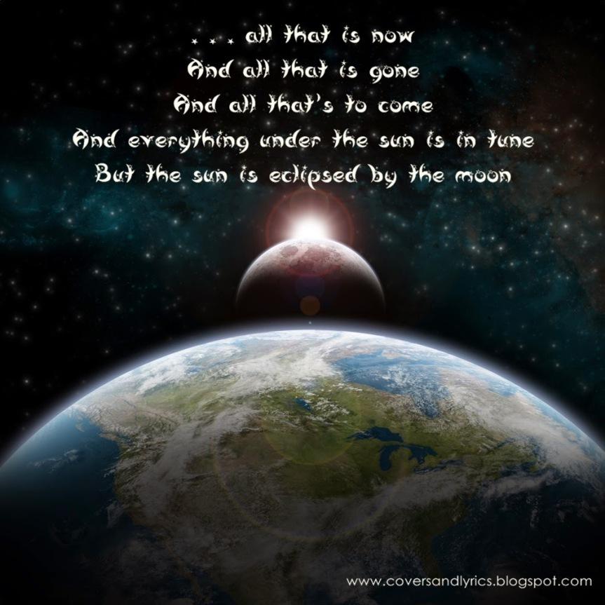 L'ultima luna: #5 – Eclissitotale