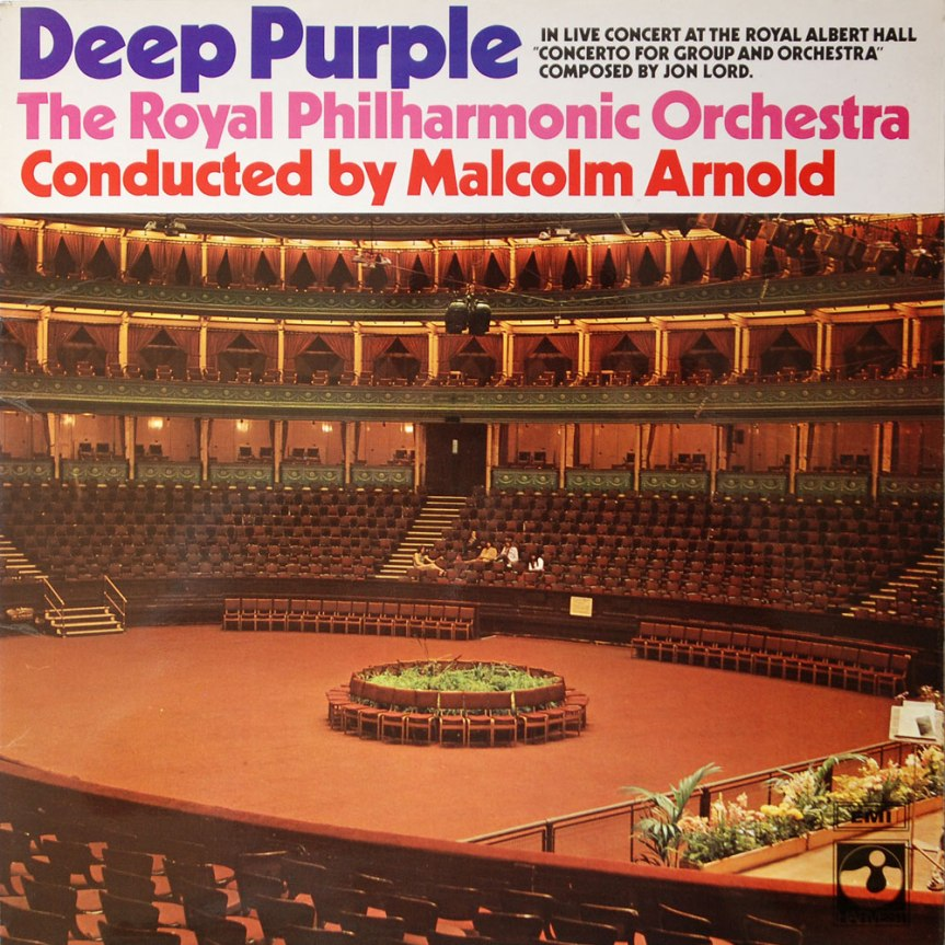 Deep Purple – Concerto for Group and Orchestra