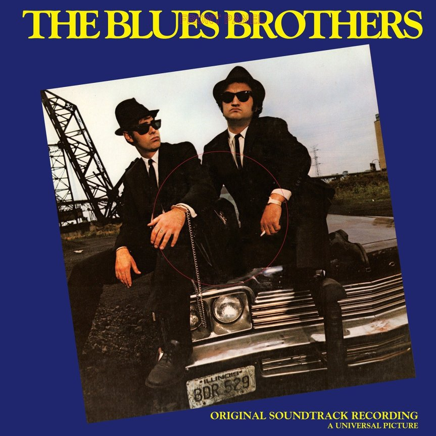 The Blues Brothers – The lost O.S.T.
