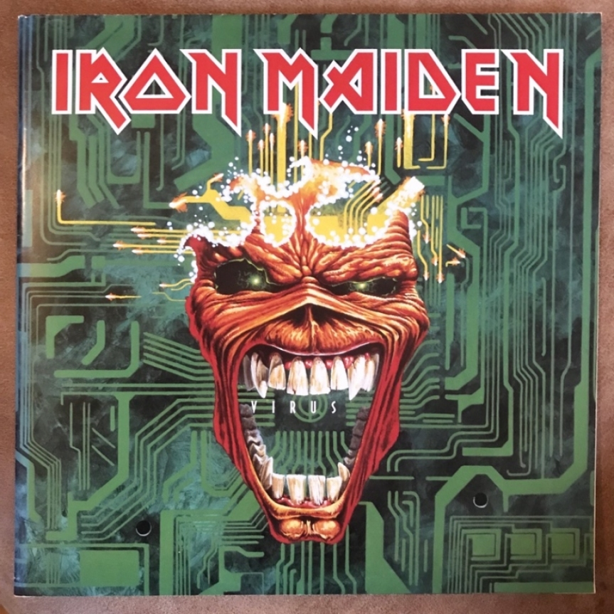 "Iron Maiden – ""Virus"""