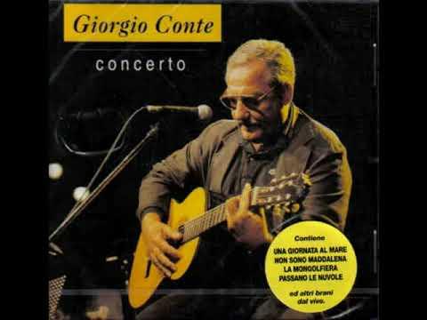 """Giorgio Conte – """"Concerto"""""""