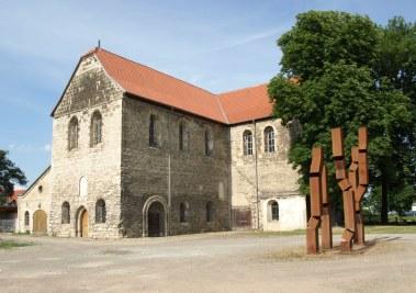 La Sankt Burchardi Kirke...