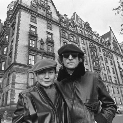 John, Yoko e il Dakota Building