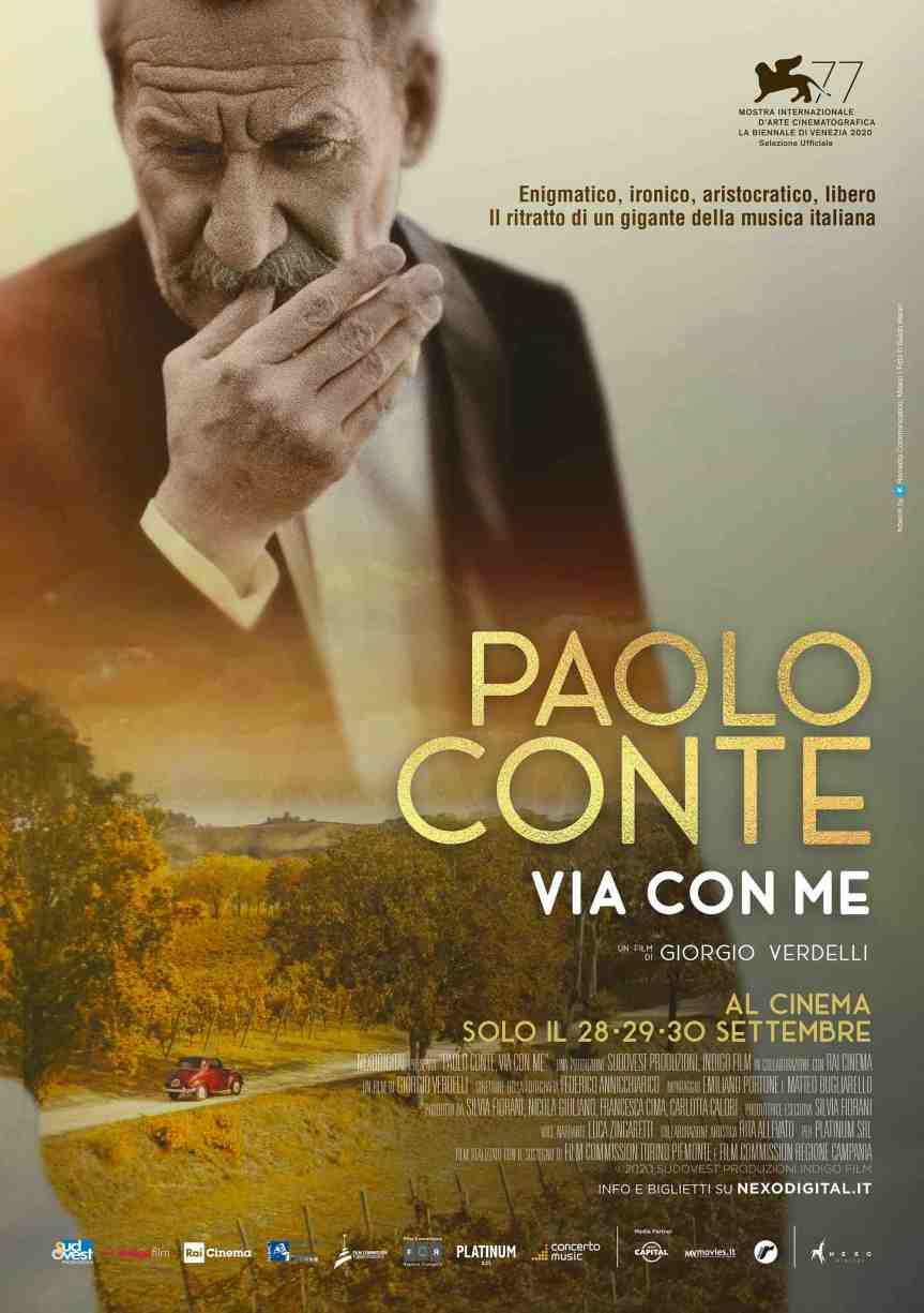 """""""Paolo Conte, via con me"""" – Ilfilm"""