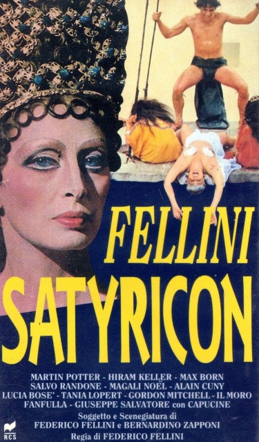 14 Satyricon